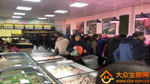 张家港生鲜超市转让项目图片