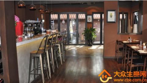 古北独栋西餐厅转让项目图片