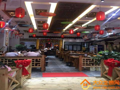 闵行成熟商业广场饭店转让项目图片