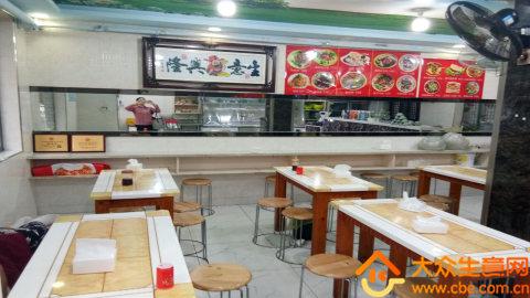 南翔沿街十字路口小吃店转让项目图片