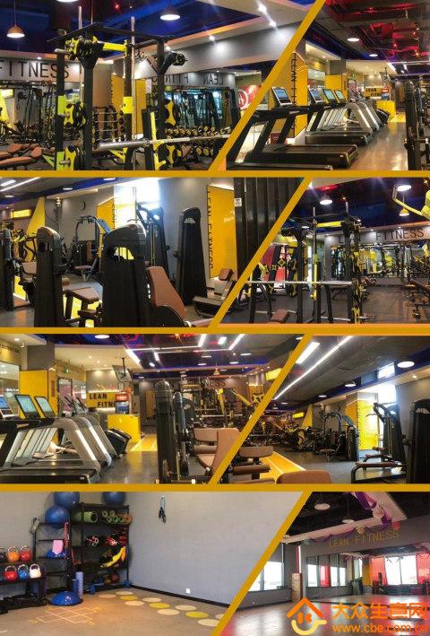 成熟地段健身房转让项目图片