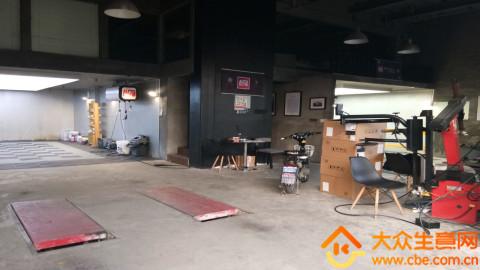 康桥沿街汽修美容店转让项目图片