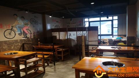 松江繁华地段小吃店转让项目图片