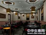 宝山沿街大型餐厅转让