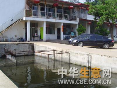 北京黑坑鱼塘设计图