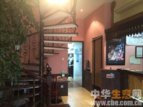 纯泰式风格装修,各种设备齐全主营泰式餐饮堂吃和图片